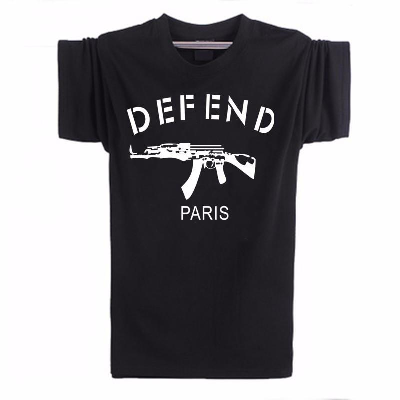 Men's Defend Paris T shirt