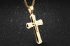 Image of Classic Cross Necklace