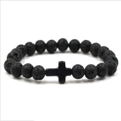Free Energy Cross Bracelet