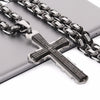 Image of Cross Bible Heavy duty Necklace