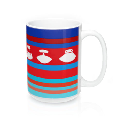 Ulu Mug 2 (red/blue)