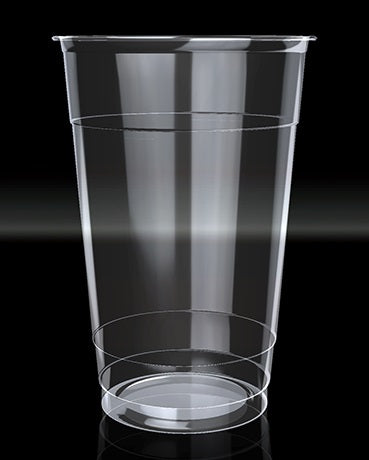 700 cc (20 oz) soft PP cups by the CASE