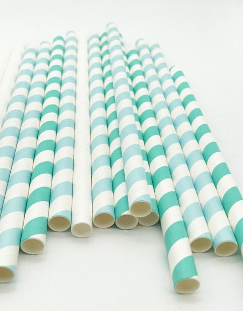 PAPER Bubble Tea Straws