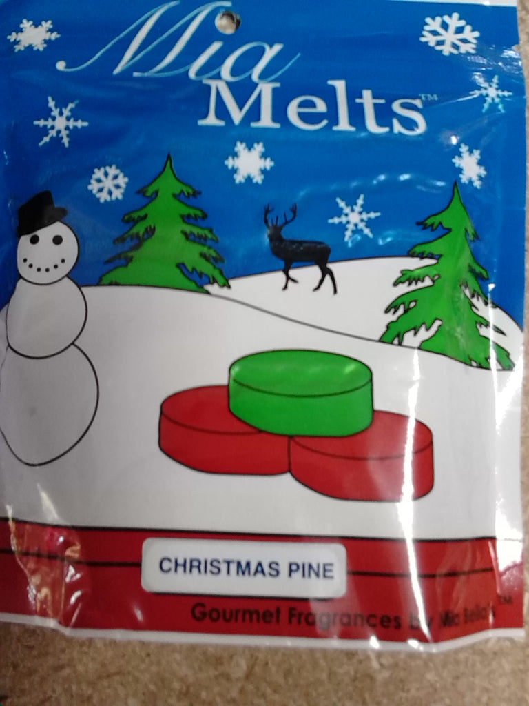Christmas Pine Melts