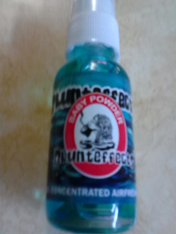 Blunteffects 100% Concentrated Air Freshener  ( 5 scents )