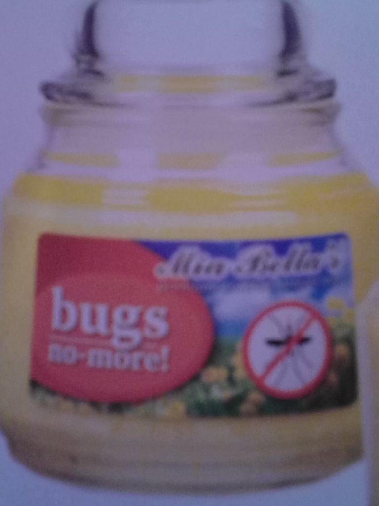 Bugs no-more candle