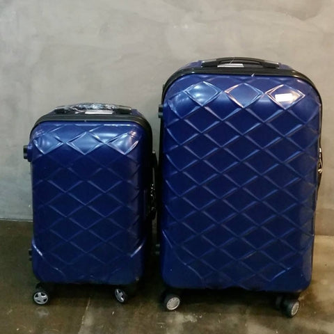 BLUE CHECKER TROLLEY