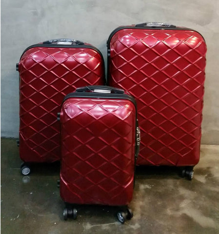 RED CHECKER TROLLEY