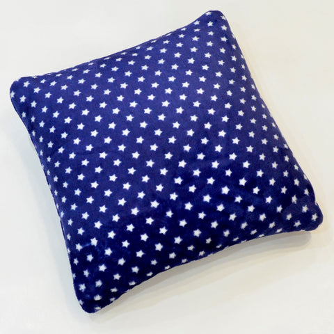 STAR FLANNEL FLEECE CUSHION