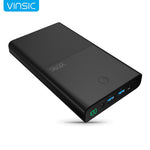 VINSIC 30000mAh USB Power Bank