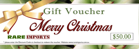Gift Voucher - Custom to suit