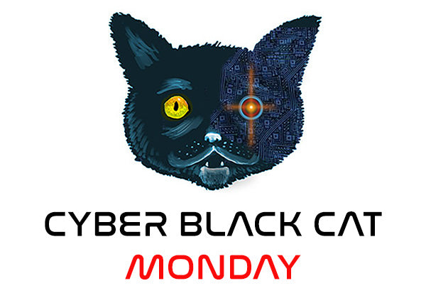 CYBER BLACK CAT MONDAY – 11.27.17
