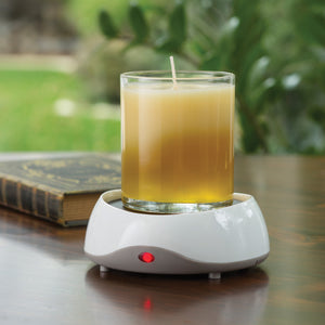 Auto Shut-Off Candle Warmer - Continental Wax Works Soy Candle