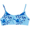 Navy Hummingbirds Women's Two Piece Swimmers