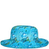 Blue Turtle Beach Hat