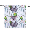 Budgie Koala Unisex Long Sleeve Zip Swimmers