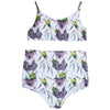 Daisy Koala Women's One Piece Sleeveless Swimsuit