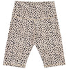 Cheetah Spot Women's Bike Shorts