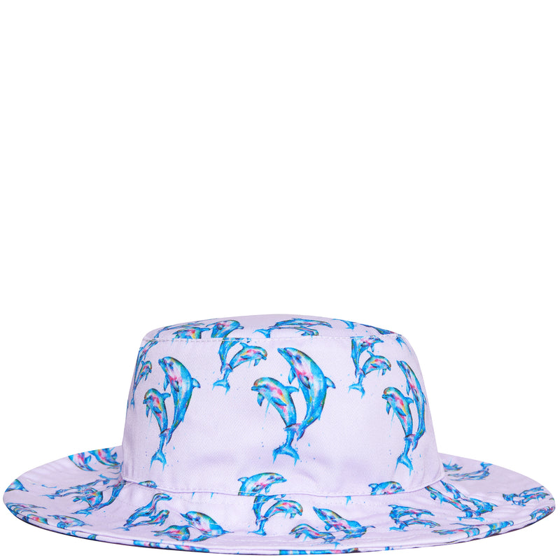 Dolphin Beach Hat