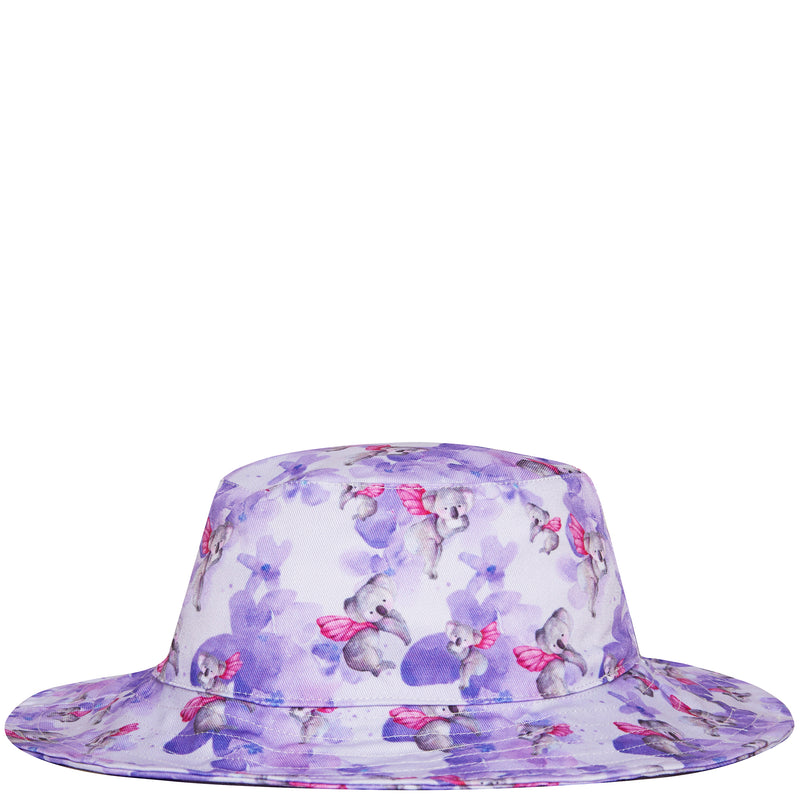 Fairy Koalas Beach Hat