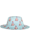 Green Platypus Beach Hat