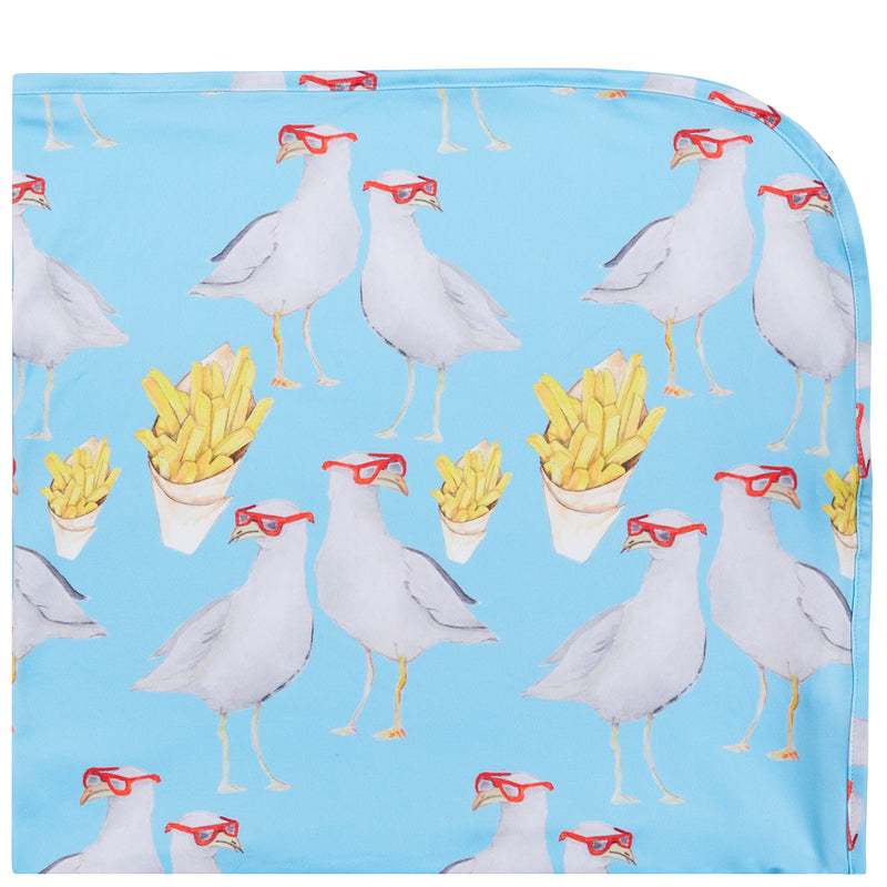 Seagulls and Chips Wrap