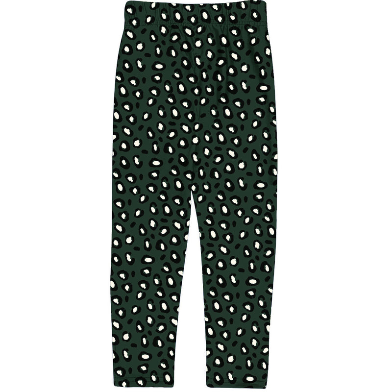 Matching Snake Print Kids' Leggings