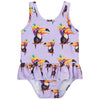 Tropical Toucan Tutu Swimmers