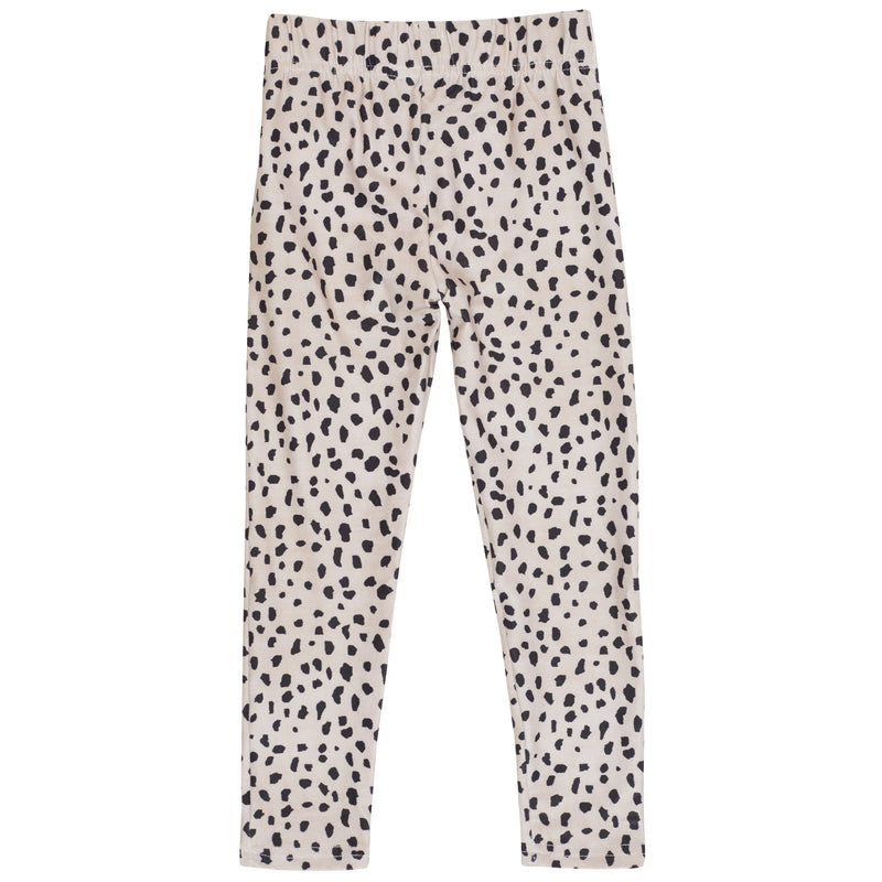 Matching Cheetah Spot Kids' Leggings