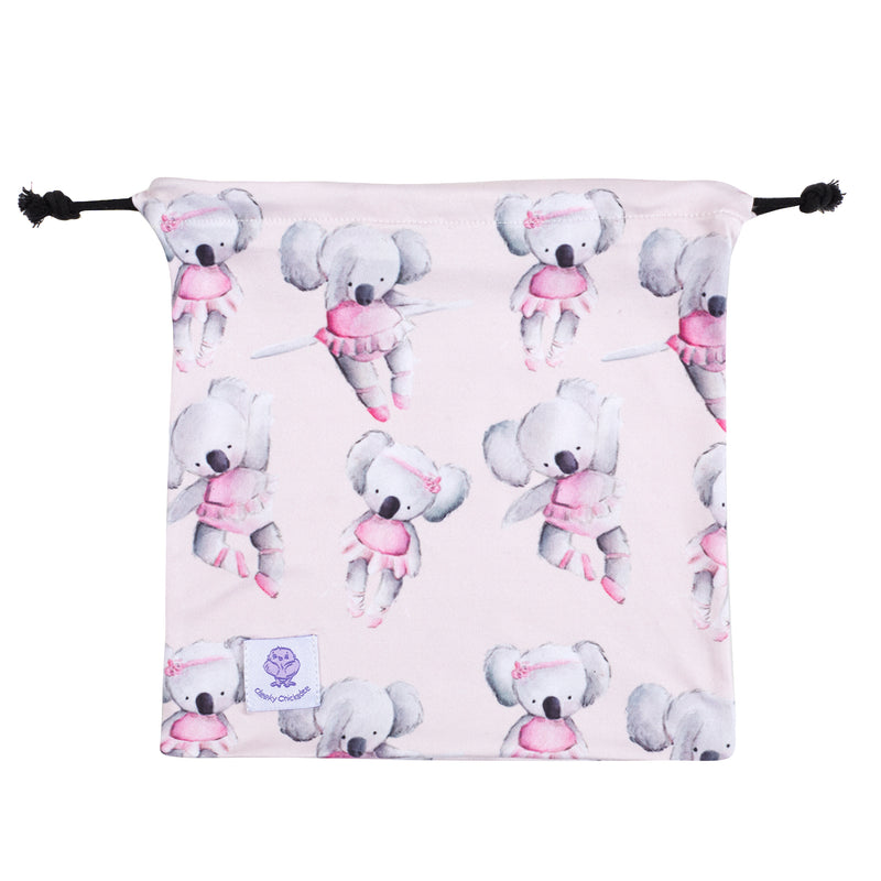 Ballerina Koala One Piece Bow Swimmers