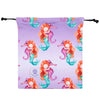 Mermaid Hooded Kids' Towel