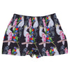 Night Sky Australian Birds Swim Shorts