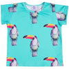 Toucan Short Sleeve Tee
