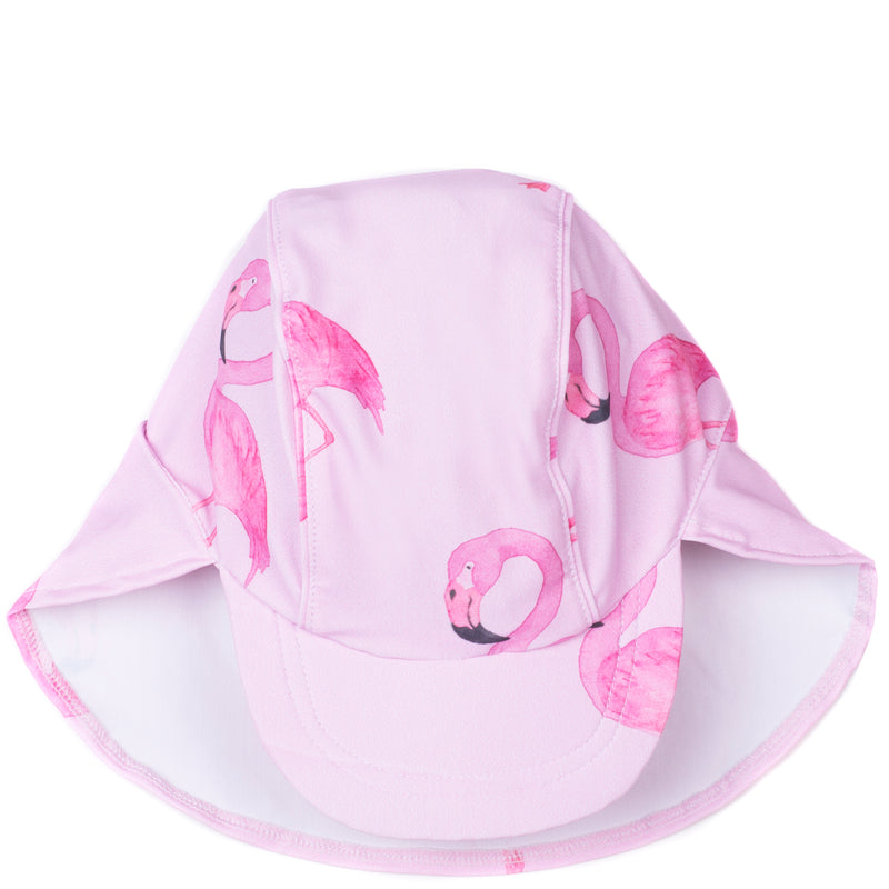 Flamingo Swim Hat