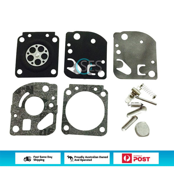 CARBY, CARBURETOR REBUILD KIT- for ZAMA RB-20