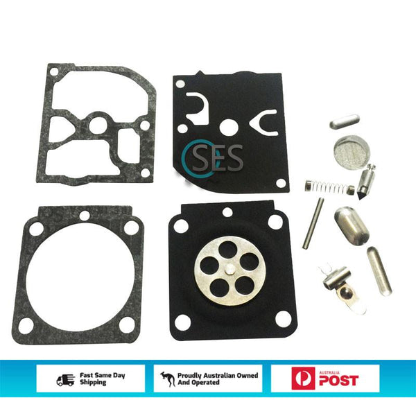 CARBY, CARBURETOR REBUILD KIT- for ZAMA RB-100