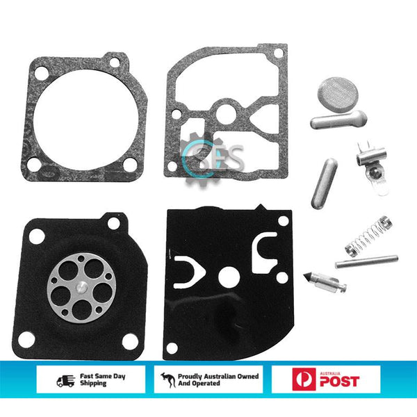 CARBY, CARBURETOR REBUILD KIT- for RB-137 Zama C1Q-EL33