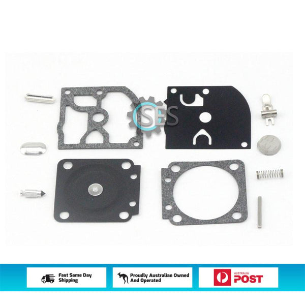 CARBY, CARB, CARBURETOR REPAIR REBUILD KIT-for STIHL 018 MS180 017 MS170 ZAMA