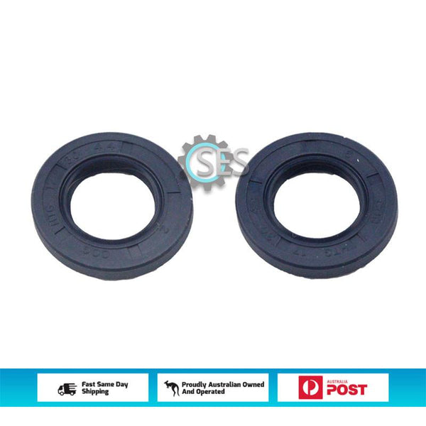 Crankshaft Oil Seals x2 for STIHL MS390 MS310 MS290 039 029- 9639 003 1743
