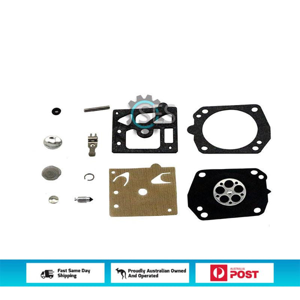 CARBY, CARBURETOR REBUILD KIT- for Husqvarna 359 359 EPA 357 357XP WALBRO