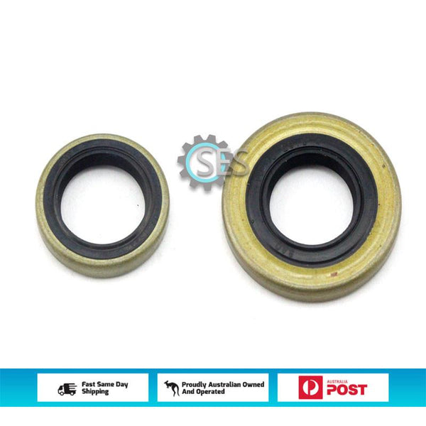 Crankshaft Oil Seals x2 for STIHL MS441 - 9640 003 1600, 9640 003 1560
