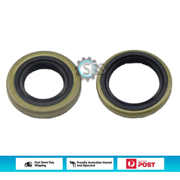 CRANK OIL SEALS (PAIR)- Husqvarna 362 365 371 372 372XP CHAINSAW