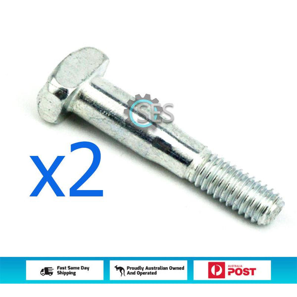 Bar Studs, COLLAR SCREWS x2- Husqvarna 362 365 371 372 372XP CHAINSAW