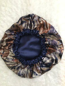Caramel Bliss Regular Sized Satin Bonnet