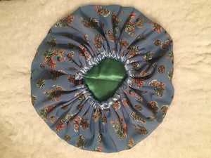 Bonnie's Pick Oversized Plus Satin Bonnet