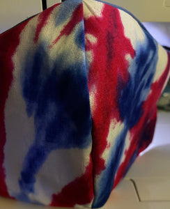 Red, White, Blue, & You Face Mask