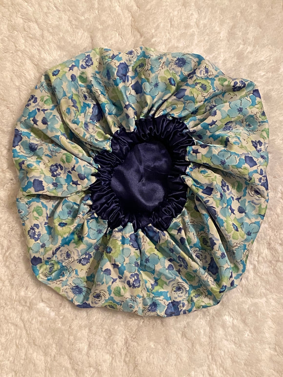 TLC Oversized Satin Bonnet