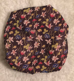 Blooming Too Oversized Satin Summer Bonnet