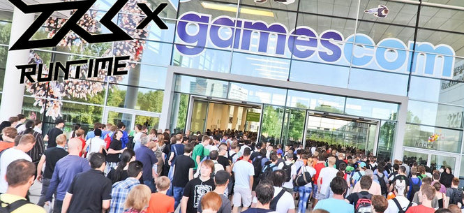 Runtime x GamesCom