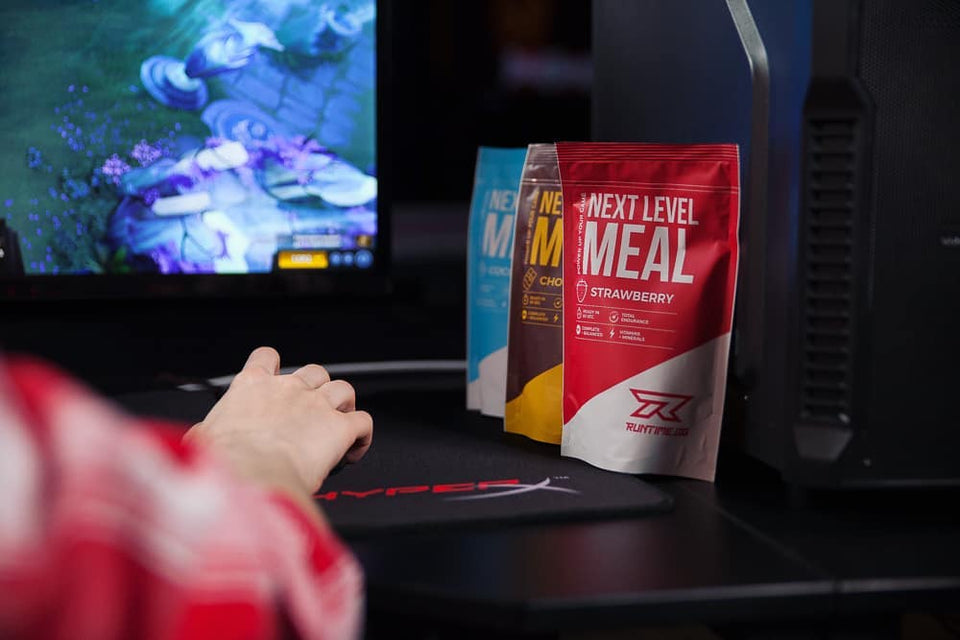 The World's First Esports Performance Nutrition Provider